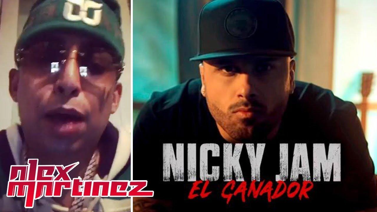 """unnamed file 1 - Ñengo Flow Mensaje Pa Nicky Jam """"No Jodan Con Cero Que Los Cojo Por El Cuello"""""""