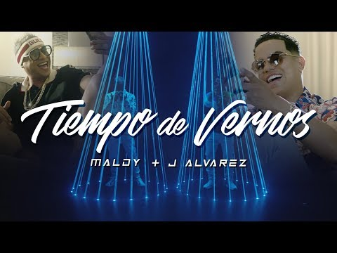 0 27 - Maldy Ft. J Alvarez – Tiempo de Vernos (Official Video)
