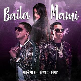 baila 1 - Descarga J Alvarez Ft. Pusho – Baila Mami