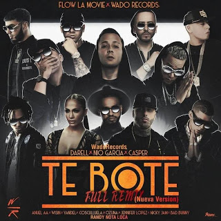 bote 1 - Nio Garcia Ft. Casper Magico, Darell Y Anuel AA – Te Bote (Real Hasta La Muerte Remix)
