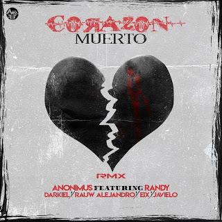 corazon - Descarga Anonimus Ft. Darkiel, Randy, Rauw Alejandro, Eix, Javiielo - Corazón Muerto (Official Remix)