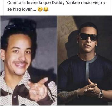 daddyy - Daddy Yankee sorprende al verse más joven tras sumarse al reto #10YearChallenge