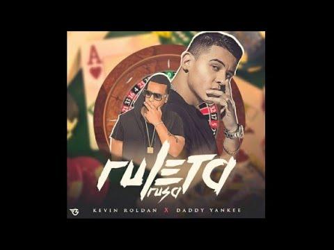 0 102 - Kevin Roldan Ft Daddy Yankee - Ruleta Rusa (Official Remix)
