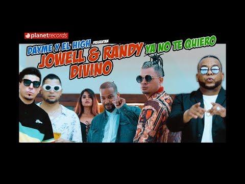 0 32 - Jowell y Randy Ft. Divino – Ya No Te Quiero (Official Video)