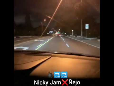 0 35 - Nicky Jam Ft. Ñejo – ¿? (Preview)