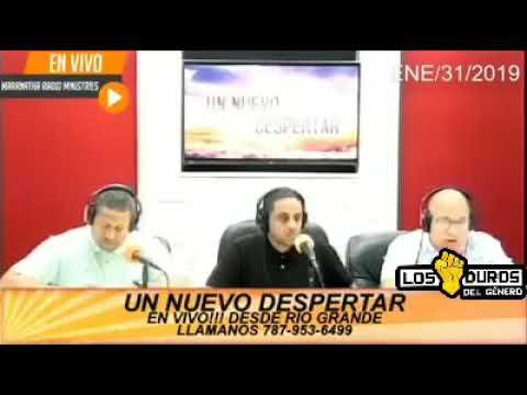 """0 4 - Héctor Delgado sobre Almighty: """"Estamos trabajando con su salud, hermano"""""""