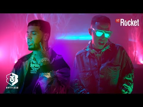 0 55 - Brytiago Ft. Anuel AA – Controla (Official Video)