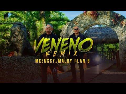0 59 - Maldy Ft Mkenssy - Veneno (Remix)