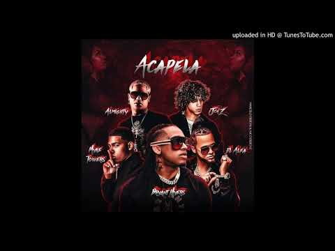 0 6 - Bryant Myers Ft. Almighty, Jon Z, Myke Towers y El Alfa El Jefe – Acapela (Preview)