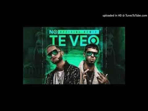 0 8 - Casper Mágico Ft. Anuel AA – No Te Veo (Official Remix) (Preview Anuel AA)