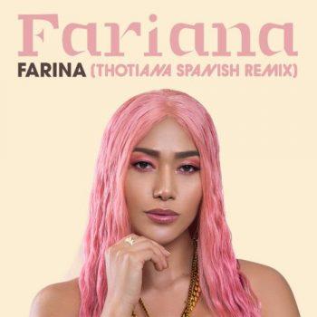 Farina Fariana Thotiana Spanish Remix 350x350 - A 2 Dias De Estrenar Apagame de Farina | @FarinaMusic