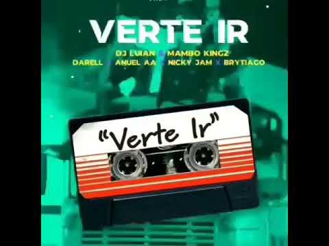 0 101 - Darell Ft. Anuel AA, Nicky Jam y Brytiago – Verte Ir (Preview Nicky Jam)