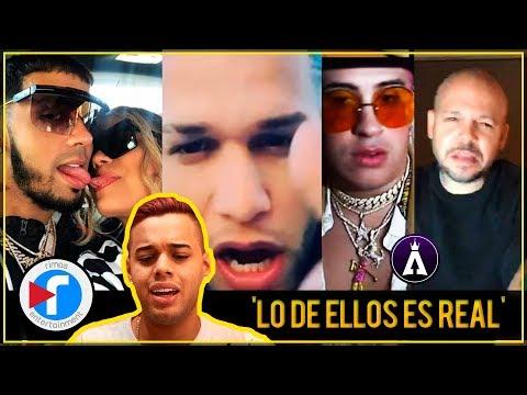 0 17 - Casper: Anuel cambió por Karol G | ¿Por qué Residente no colabora con Bad Bunny, Daddy Yankee y más?