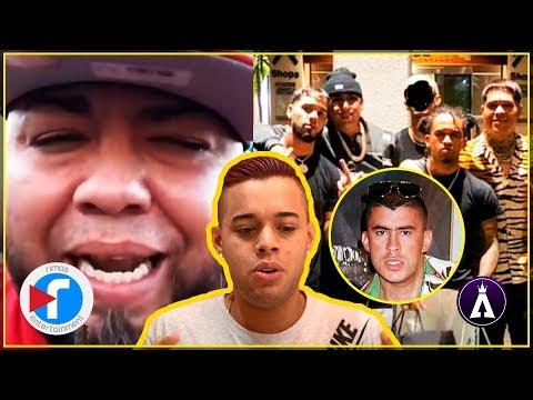 0 19 - Ñejo tira: 'Traidor' | Bad Bunny cambiará letras? | Anuel meme | Don Omar contra El Potro | Darkiel