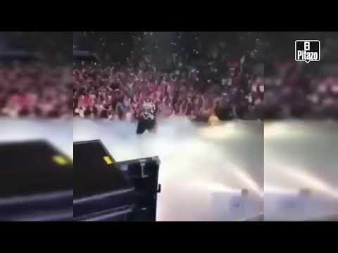 """0 42 - Don Omar expresó en pleno concierto """"Venezuela estoy contigo"""""""