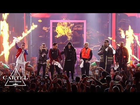 0 44 - Daddy Yankee, De La Ghetto, Zion & Lennox, Yandel, Ozuna y J Balvin – Homenaje A DY