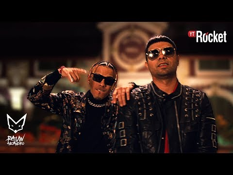 0 55 - Rauw Alejandro Ft. Chencho – El Efecto (Official Video)