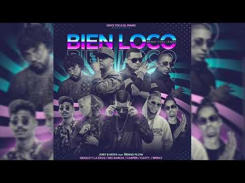 0 56 - Jory Boy, Ñengo FLow, Nio Garcia, Casper Magico, Nova, Gigolo Y La Exce.- Bien Loco Remix