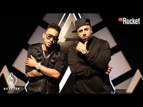 0 87 - Nicky Jam Ft. Ozuna – Te Robare (Official Video)