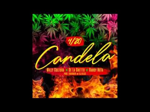 0 41 - Willy Cultura Ft De La Ghetto y Randy Nota Loca - Candela