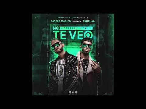 0 75 - Casper Magico Ft. Anuel AA – No Te Veo (Official Remix)