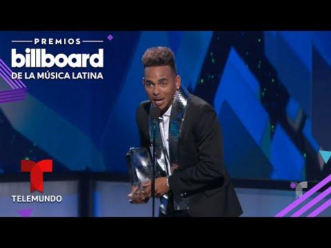 0 81 - Ozuna recibe el premio Artista 'Latin Rhythm' del Año, Solista (Premios Billboard 2019)