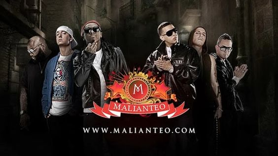 malianteo - Bryant Myers Feat Anuel AA - Gan-Ga Remix [Official Video]