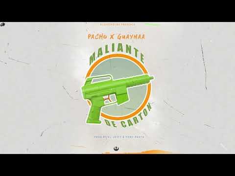0 11 - Pacho Ft. Guaynaa – Maliante De Cartón (Prod. El Jetty & YomoPauta)