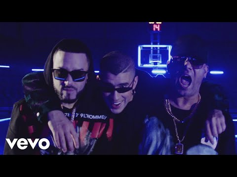 0 12 - Wisin Y Yandel Ft. Bad Bunny – Dame Algo (Official Video)