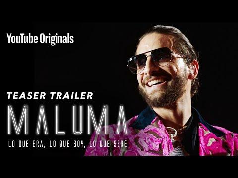0 23 - Maluma: Lo Que Era, Lo Que Soy, Lo Que Seré- Teaser Trailer