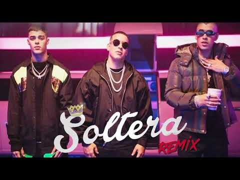 0 33 - Lunay Ft Daddy Yankee y Bad Bunny - Soltera Remix