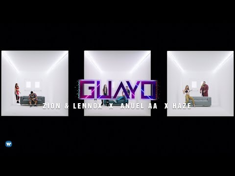 0 66 - Zion Y Lennox Ft. Anuel AA – Guayo (Official Video)