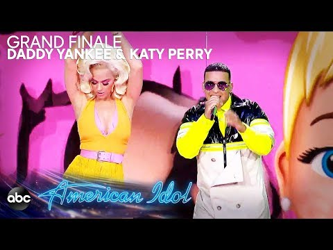 0 72 - Daddy Yankee Ft. Katy Perry – Con Calma Remix (American Idol Finale 2019)