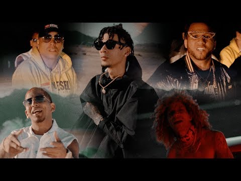 0 87 - Marconi Impara Ft. Darell, El Alfa, Pusho Y Jon Z – Frio Pinguino (Remix) (Official Video)