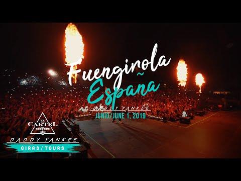 0 18 - Daddy Yankee – Gira/Tour (Fuengirola, España) (Live 2019)