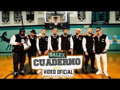 0 27 - Dalex Ft. Nicky Jam, Justin Quiles, Sech, Lenny Tavarez, Feid y Rafa Pabon – Cuaderno (Official Video)