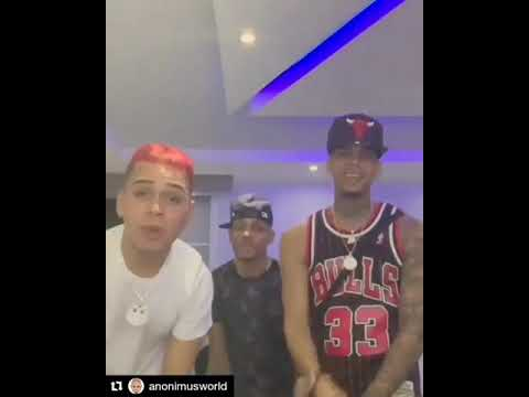 0 30 - Anonimus Ft. Marvel Boy, Juanka, Pablo Chill-E y Kevvo – Jukiao (Remix) (Preview)
