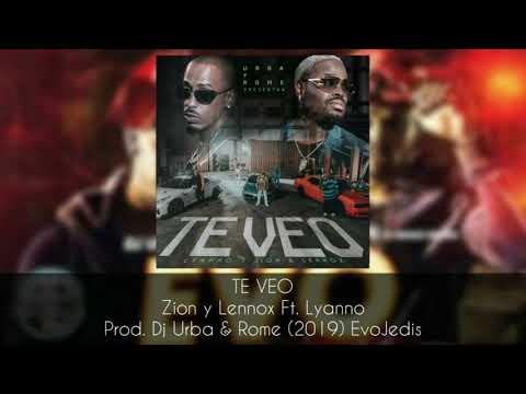 0 49 - Lyanno Ft. Zion y Lennox – Te Veo (Prod. Urba y Rome)