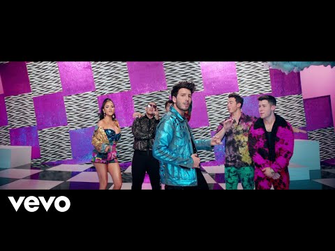 0 55 - Sebastian Yatra Ft. Daddy Yankee, Natti Natasha  Jonas Brothers – Runaway (Official Video)