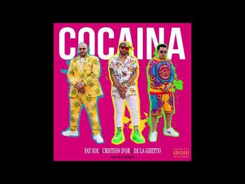 0 64 - Fat Joe Ft. Cristion D'or & De La Ghetto – Cocaina