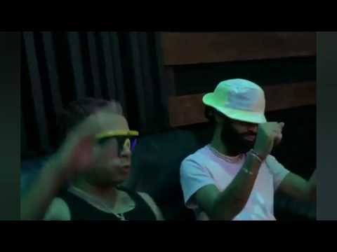 0 17 - Kevvo Ft. Arcangel Y Ñengo Flow – 105F (Remix) (Video Preview)