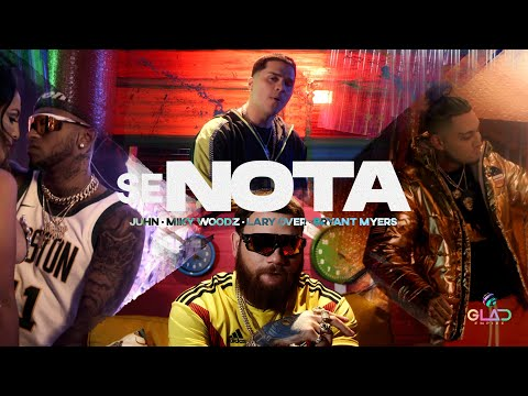 0 31 - Juhn, Miky Woodz, Lary Over y Bryant Myers – Se Nota (Official Video)