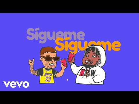 0 35 - Feid Ft. Sech – Sígueme (Remix) (Video Lyric)