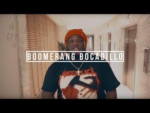 0 39 - Sech - Boomerang Bocadillo (Video)