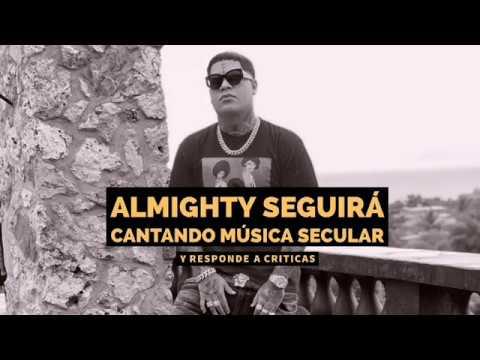 0 41 - Almighty vuelve a la música secular y presenta adelanto