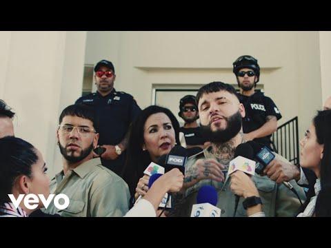 0 42 - Farruko, Anuel AA, Kendo Kaponi - Delincuente (Official Video)