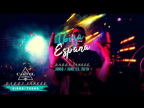 0 51 - Daddy Yankee – Con Calma (Gira / Tour) (Ibiza, España) (Live 2019)