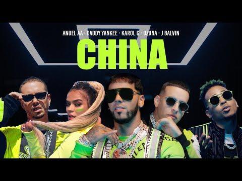 0 63 - Anuel AA Ft. Karol G, Daddy Yankee, J Balvin, Ozuna y Dj Snake – CHINA (Video Oficial)