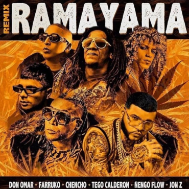 1562200183oqrunqe - Don Omar Ft. Farruko, Chencho, Tego Calderon, Ñengo Flow Y Jon Z – Ramayama (Remix) (Cover)