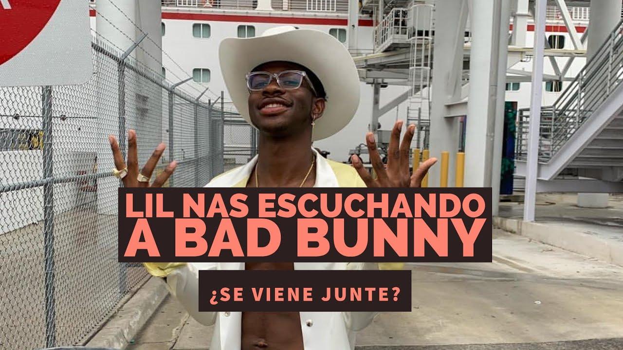b35iv1uvrwe - ¿Quien es Lil Nas X, se viene algo con Bad Bunny?